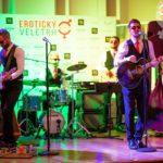 Martin Hrubý a kapela PartyLeaders opět hudebně ovládnou hotel Belvedere