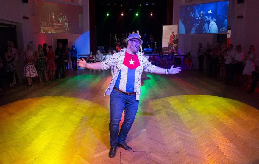 Salsito: rozvášní vaše těla v rytmu Kubánské Salsy